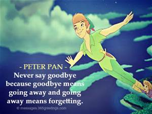 """Never say goodbye"" - Peter Pan Fan Art (39191260) - Fanpop"