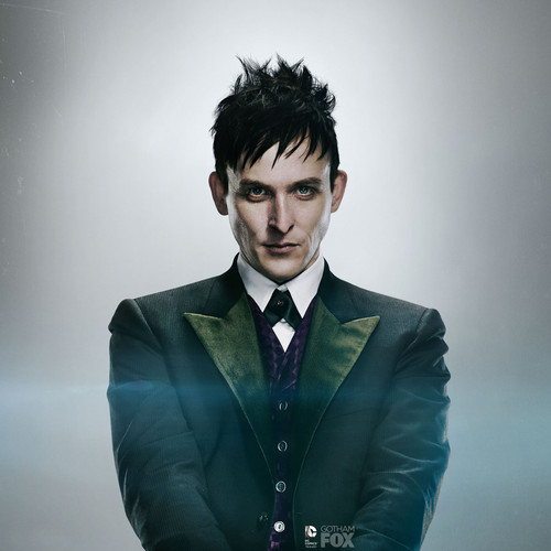 Gotham wallpaper containing a business suit and a suit titled Oswald Cobblepot