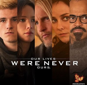"""Our Lives were never Ours"""
