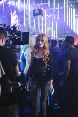 'Shadowhunters' - 1x01 The Mortal Cup behind the scenes