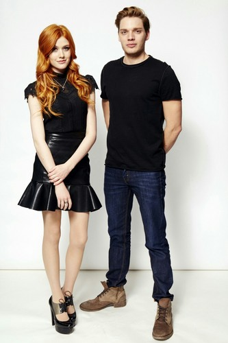 Shadowhunters TV Show wallpaper containing a hip boot called 'Shadowhunters' Promotional Portraits