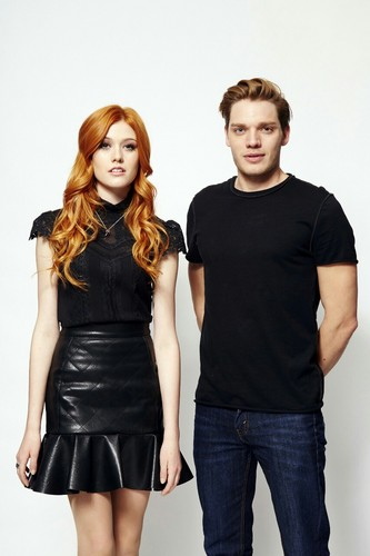 Shadowhunters TV ipakita wolpeyper called 'Shadowhunters' Promotional Portraits