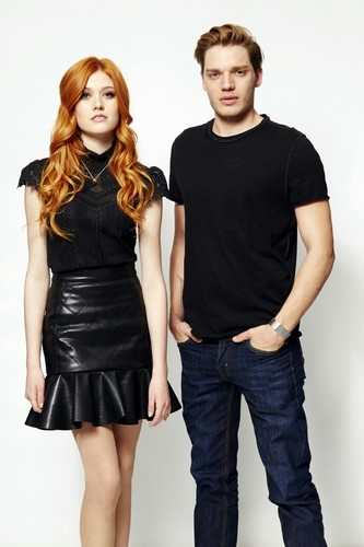 Shadowhunters TV ipakita wolpeyper entitled 'Shadowhunters' Promotional Portraits