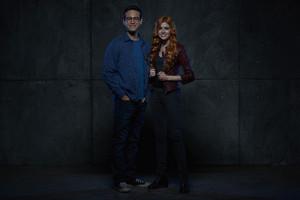 'Shadowhunters' Season 1 promoshoot