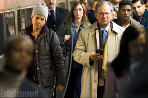 """""""The Girl On The Train"""" Movie Promotional Picture"""