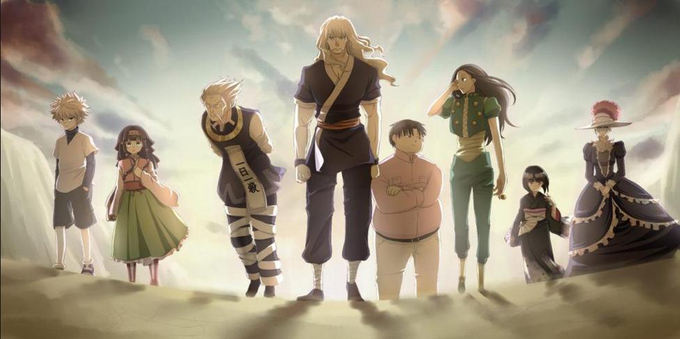The Zoldyck Family