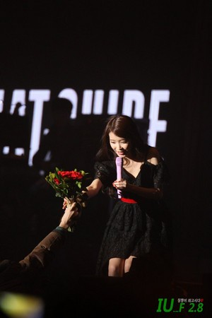151206 ইউ 'CHAT-SHIRE' সঙ্গীতানুষ্ঠান at Daegu