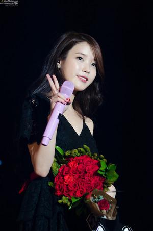 151206 IU 'CHAT-SHIRE' buổi hòa nhạc at Daegu