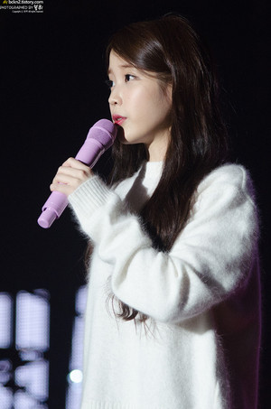 151206 IU 'CHAT-SHIRE' Concert at Daegu