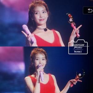 151213 IU 'CHAT-SHIRE' Concert at Gwangju