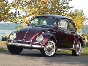 1960 VW Sedan