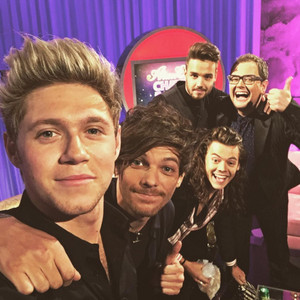 1D ON ALAN CARR CHATTY MAN