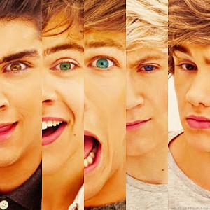 1D eyes