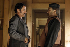 1x10 - Mister Wu - Al Swearengen and Mr. Wu