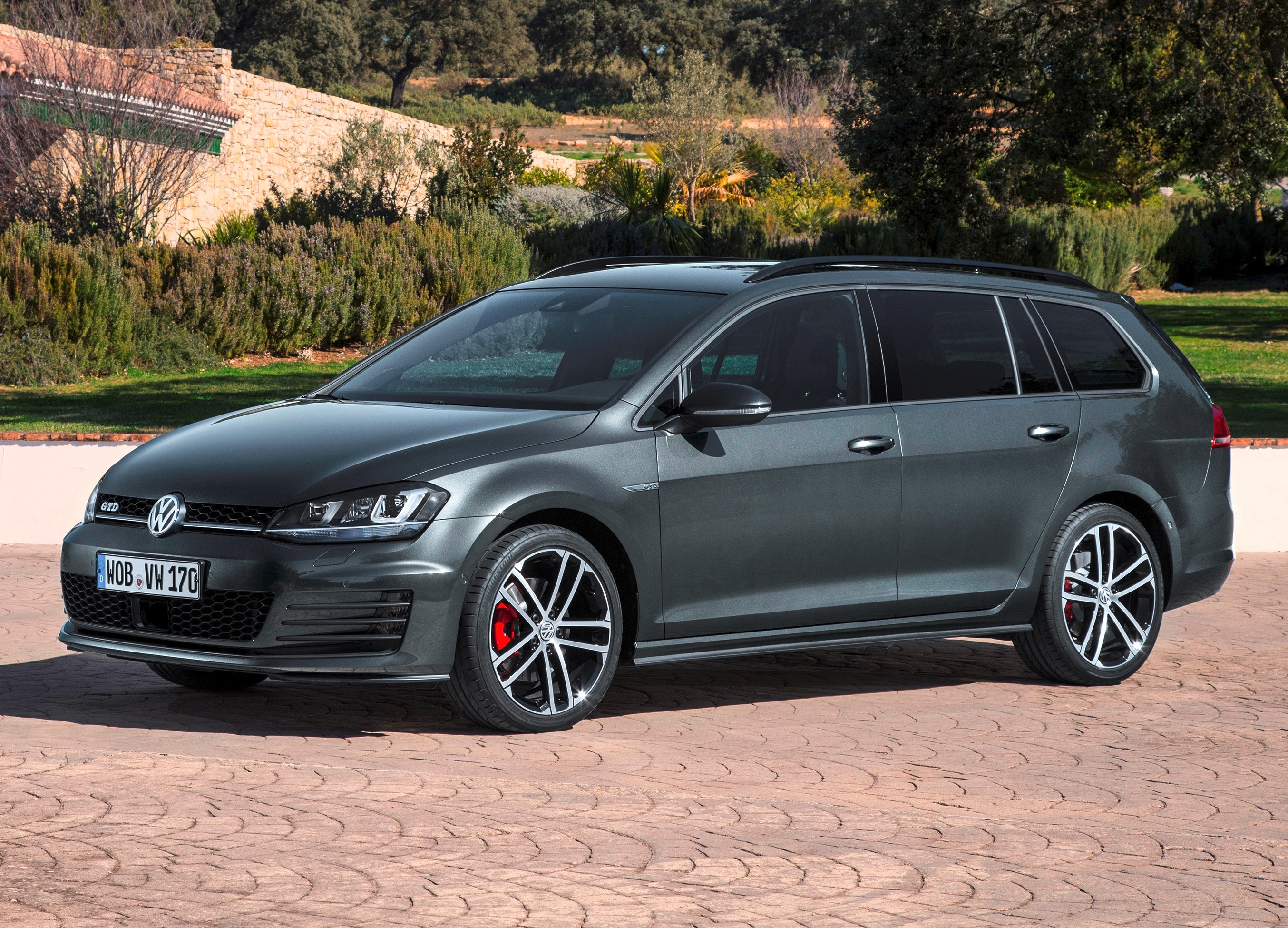 2015 VW Golf VII GTD Variant