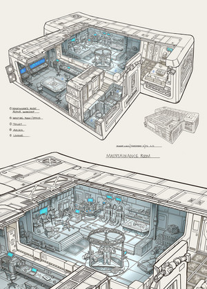 2045 NASA Module