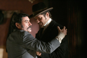 2x01 - A Lie Agreed Upon: Part I - Al Swearengen and Seth Bullock
