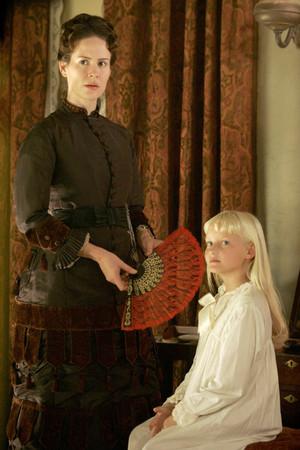 2x03 - New Money - Miss Isringhausen and Sofia