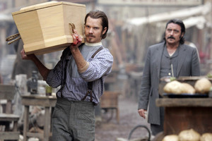 2x11 - The Whores Can Come - Seth Bullock and Al Swearengen