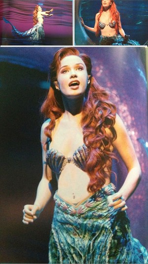 Ariel on Broadway