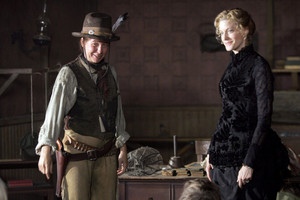 3x02 - I Am Not the Fine Man あなた Take Me For - Calamity Jane and Martha Bullock