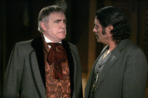 3x07 - Unauthorized Cinnamon - Jack Langrishe and Al Swearengen