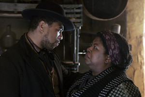 3x08 - Leviathan Smiles - Aunt Lou and Odell Marchbanks