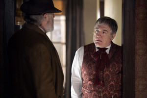 3x08 - Leviathan Smiles - George Hearst and Jack Langrishe