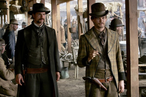 3x08 - Leviathan Smiles - Wyatt and morgan Earp