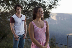 3x08 - Travelling Light - Wes and Abigail