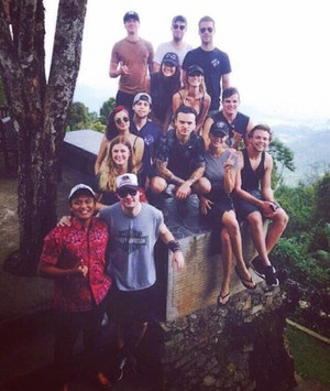 5SOS with Friends in Bali