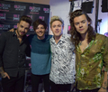 99.7 NOW!'s Triple Ho Show - one-direction photo