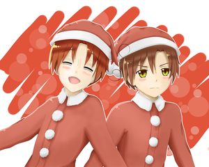 APH natal Present 1 Italy Brothers