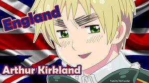 APH England Arthur Kirkland