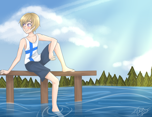 APH Finland In Summertime