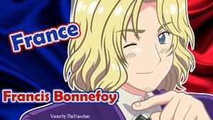 APH France Francis Bonnefoy