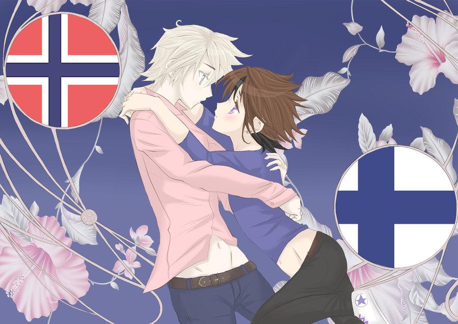 APH Helsinki and his boyfriend Oslo