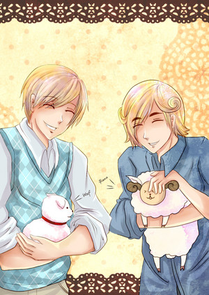 APH Light and Fluffy. Finland and New Zealand