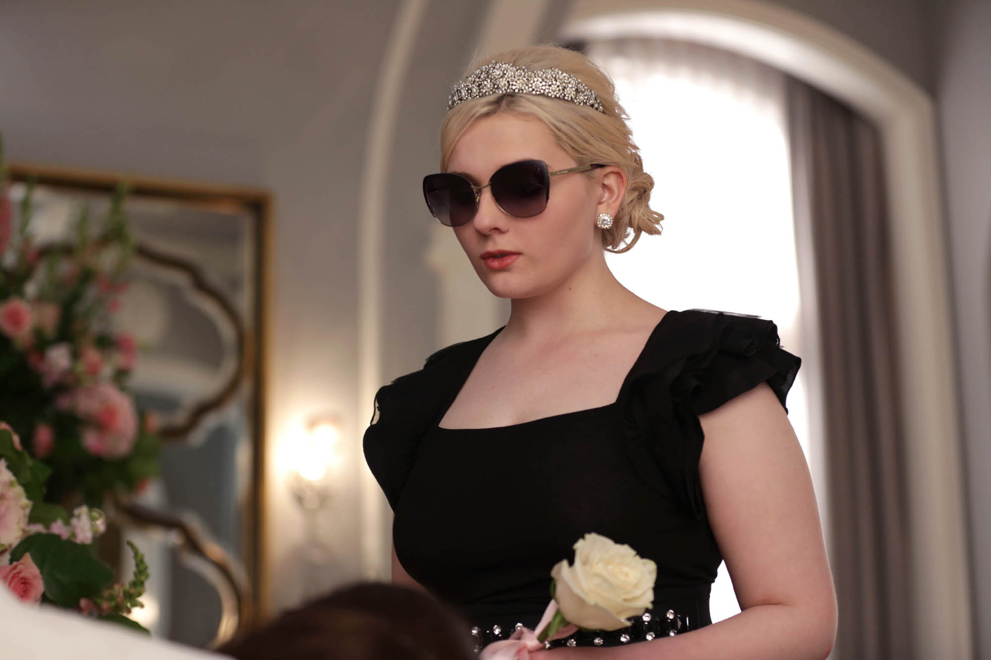 d0c9705725b Abigail Breslin images Abigail Breslin as Chanel 5   Libby Putney in Scream  Queens -  Beware of Young Girls  HD wallpaper and background photos