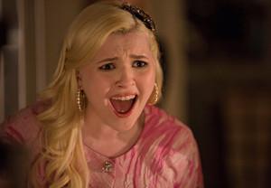 Abigail Breslin as Chanel 5 / Libby Putney in Scream Queens - 'Pilot'