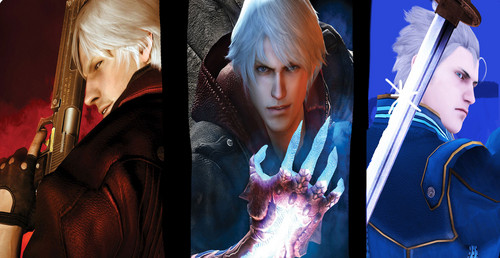 Devil may cry 4 add vergil in dmc4 hd and background devil may cry 4 called add vergil in dmc4 voltagebd Images