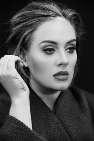 Adele for TIME Magazine