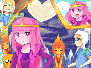 Adventure.Time Kawaii