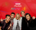 one-direction - BBC Music Awards 2015 wallpaper