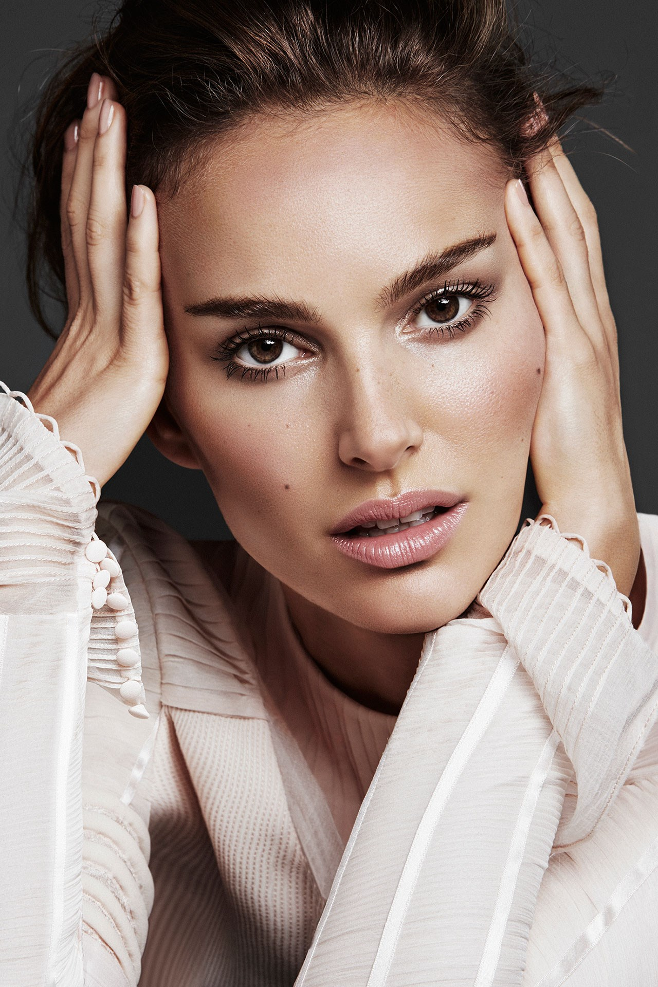 Alique for Christian Dior Parfums (January 2016) - Natalie ... Natalie Portman