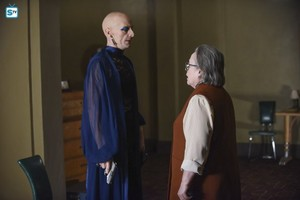 """American Horror Story: Hotel """"Battle Royale"""" (5x11) promotional picture"""