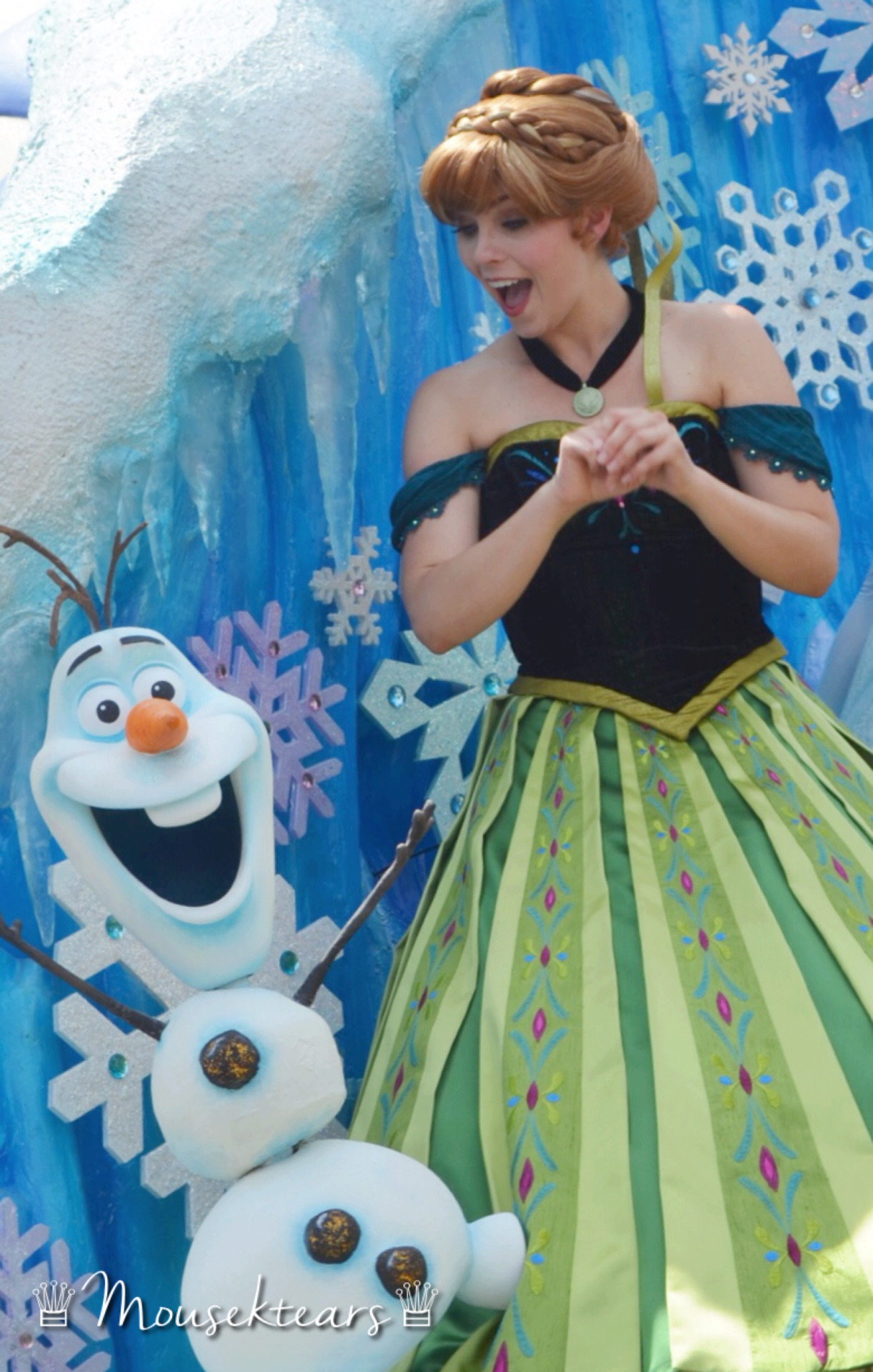 Anna and olaf frozen photo 39142503 fanpop - Frozen anna and olaf ...