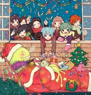 Ansatsu Kyoushitsu~ क्रिस्मस