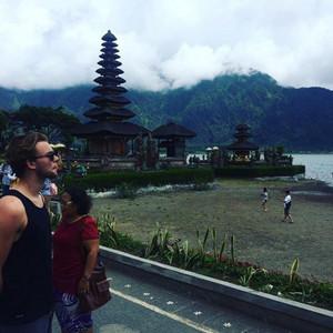 Ashton in Bali