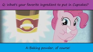 Ask Pinkie Pie - Answer One